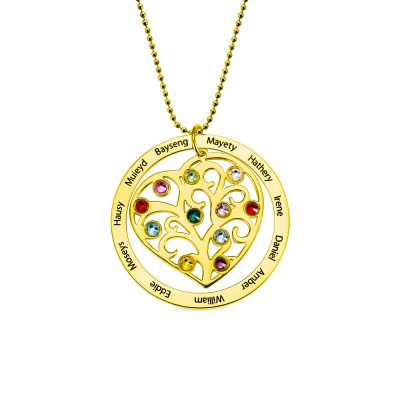 18K Gold Plated Silver 925 Heart